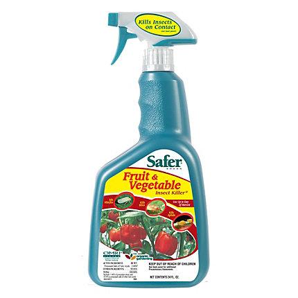 Safer® Brand 3-in-1 Garden Spray 24 fl oz RTU