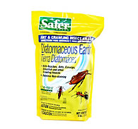 Safer® Brand Diatomaceous Earth - Bed Bug, Ant, Crawling Insect Killer 4 lb