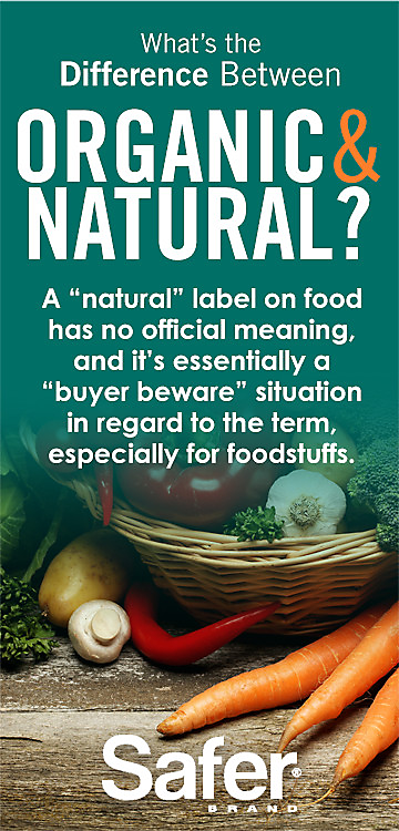 Organic and Natural definitions USDA