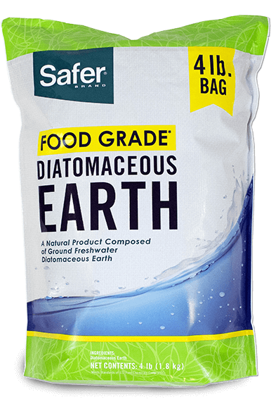 Safer Brand Food Grade Diatomaceous Earth for Animal Feed