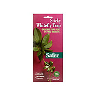 Safer® Brand Sticky Whitefly Trap - 3 Traps