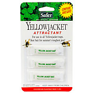 Safer® Brand Deluxe Yellow Jacket Trap Bait - 3 Refills