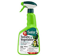 Safer® Brand Tomato & Vegetable 3-in-1 Garden Spray®