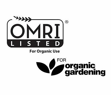 Compliant for Organic Gardening