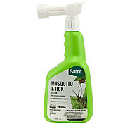 Safer® Brand Mosquito & Tick Killer Concentrate 32oz Hose-End Sprayer