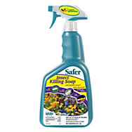 Safer® Brand Insect Killing Soap With Seaweed ExtractRTU 32oz