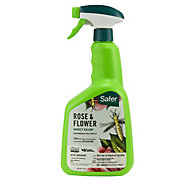 Safer® Brand Rose & Flower Insect Killer RTU 32oz