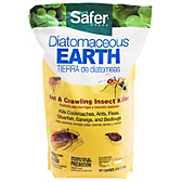 Freshwater Diatomaceous Earth Bed Bug