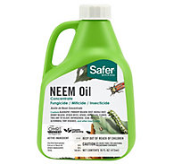Safer® Brand Neem Oil Concentrate 16 oz