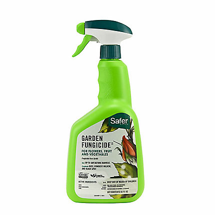 Safer® Brand Garden Fungicide RTU 32oz
