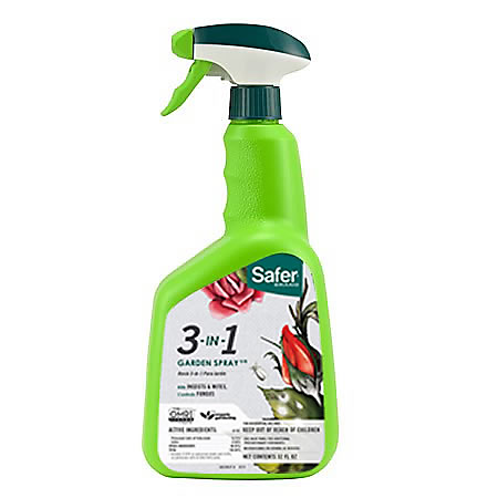 Safer 3-in-1 Garden Spray