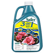 Safer® Brand 3-in-1 Garden Spray Concentrate 32oz