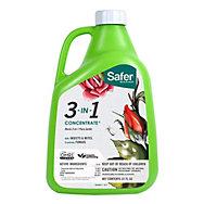 Safer® Brand 3-in-1 Garden Spray Concentrate 32oz