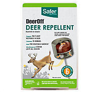 Safer® Brand Deer Off® Weatherproof Deer Repellent Stations - 6 Pack