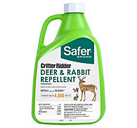 Safer® Brand Critter Ridder® Deer & Rabbit Repellent Concentrate - 32 oz