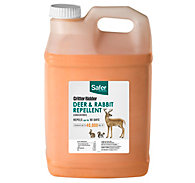 Safer® Brand Critter Ridder® Deer & Rabbit Repellent Concentrate - 2.5 gal