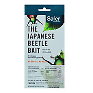 Japanese Beetle Trap Replacement Bait - 1 Bait - Safer® Brand