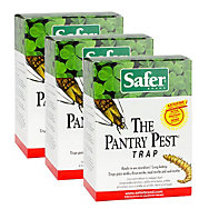 6 Traps - Safer® Brand The Pantry Pest® Trap