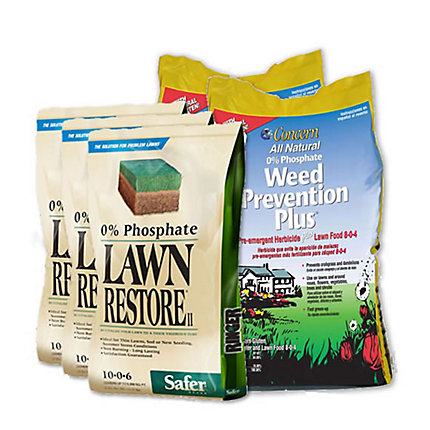 Safer® Brand Lawn Care Program