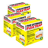 3 Traps - Victor® The Ultimate Flea Trap™
