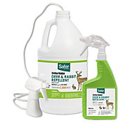 Safer Brand® Critter Ridder® Deer & Rabbit Repellent Ready-To-Use