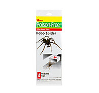 Victor® Poison Free® Hobo Spider Trap - 4 Traps