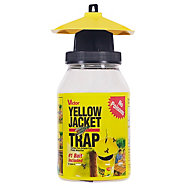 Victor® Poison Free® Yellow Jacket & Flying Insect Reusable Trap 1qt