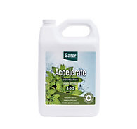 Accelerate (4-0-2) Hydroponic Liquid Nutrient Fertilizer Concentrate - 1 gallon | Safer® Brand