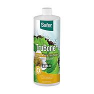 TruBone+ (6-20-0) Hydroponic Nutrient Fertilizer Liquid Concentrate - 32 oz By Safer® Brand