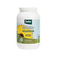 TruAmino+ (15-0-0) Hydroponic Nitrogen Nutrient Fertilizer Granular - 4 lb | Safer® Brand