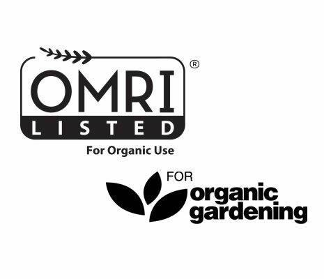 OMRI Compliant for Organic Gardening