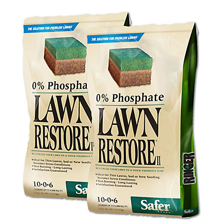 2 Bags - Ringer® Lawn Restore® II Fertilizer 25 lb