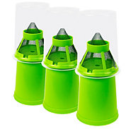 3 Traps - Safer® Brand Stink Bug Magnet Trap