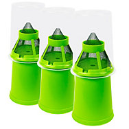 3 Traps - Safer® Brand Stink Bug Magnet Trap