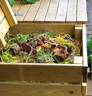 How to Start a Compost Pile
