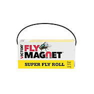 Victor® Poison Free® Super Fly Roll 19 ft