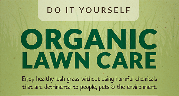 Do-It-Yourself Organic Lawn Care