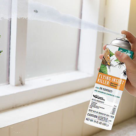 How to use Flying Insect Killer