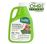 Safer® Brand Horticultural & Dormant Spray Oil Concentrate 16oz OMRI Listed® for Organic Use