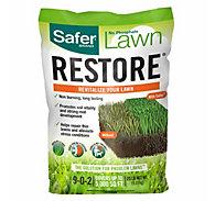 Safer® Brand Lawn Restore® Fertilizer – 20lb Bag