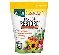 Safer® Brand Garden Restore® Fertilizer – 4 lb