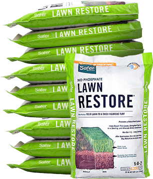 Safer Brand Lawn Restore, 10 bags