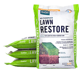 Safer Brand Lawn Restore, 4 bags