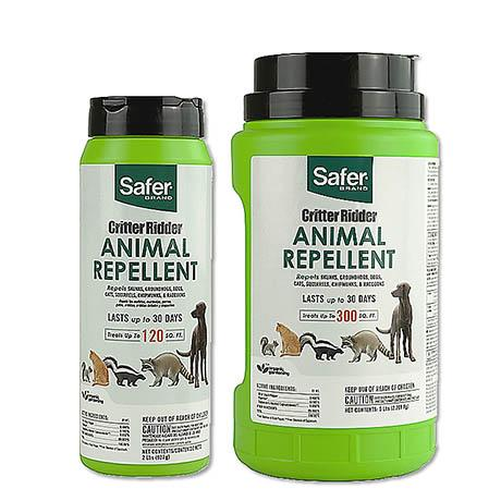 Safer Brand Critter Ridder Granular Repellent