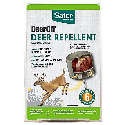 Safer Brand DeerOff Deer Repellent