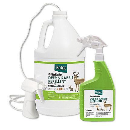 Safer Brand Deer & Rabbit Repellent Spray