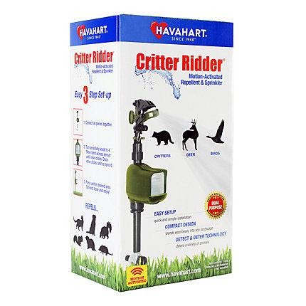 Havahart Critter Ridder Motion-Activated Sprinkler
