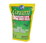 Concern® Diatomaceous Earth Crawling Insect Killer 4 LB
