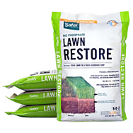 One Year Supply Of Lawn Restore® Fertilizer - Small Yards Up To 6,250 sq ft