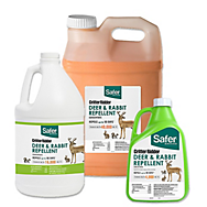 Safer® Brand Critter Ridder® Deer & Rabbit Repellent Concentrate